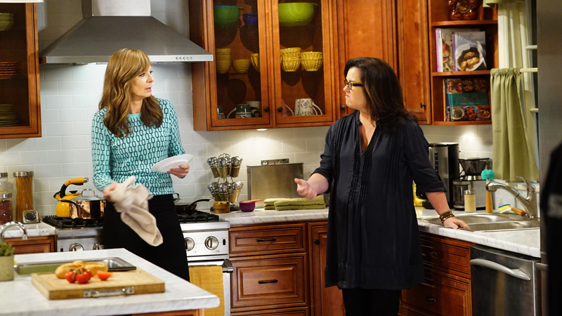 Mom - Season 4 - Rosie O'Donnell Returning