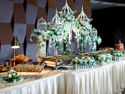 Catering For A Wedding Reception