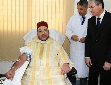 نقل محمد السادس الى باريس وسط تدهور حالته الصحية و ضبابية حول مستقبل البلاد