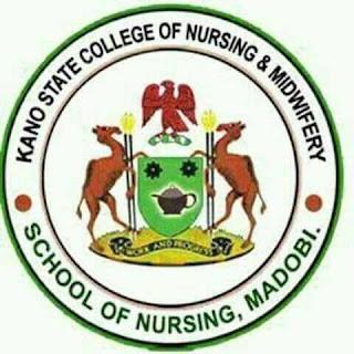 Kano State School Of Nursing Kano & Madobi Form 2020/2021