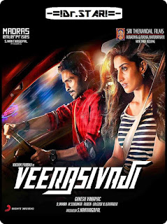 Veera Sivaji (2016) Dual Audio Hindi BluRay 180Mb hevc