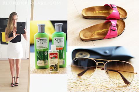 Nowości: szampony, ubrania, buty, okulary, poduszki, lampiony... - czytaj dalej »