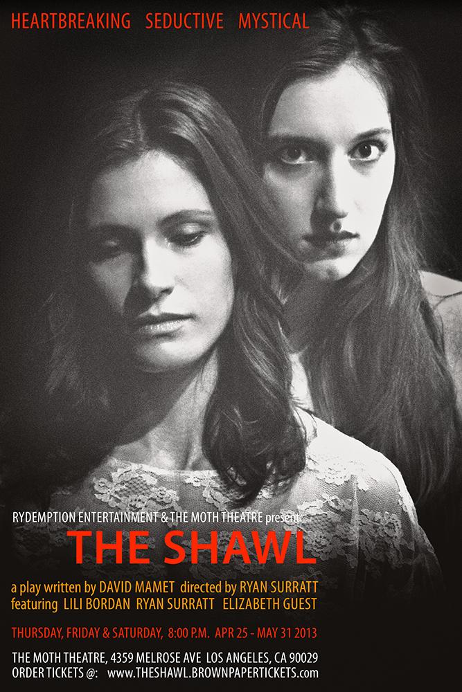 Joe Straw #9: The Shawl by David Mamet