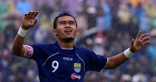 Lawan Madura United, Persib Duetkan Airlangga-Bauman di Lini Depan