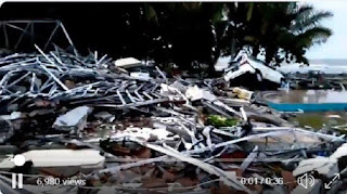 Upaya penangangan darurat pasca Tsunami Selat Sunda dan Banten masih terus dilakukan JUMLAH KORBAN TSUNAMI SELAT SUNDA BERTAMBAH, VOLUME TUBUH GUNUNG ANAK KRAKATAU BERKURANG