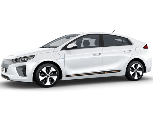 Tinuku.com Hyundai IONIQ unveil hybrid, plug-in hybrid and all-electric models in autonomous self-driving system technology