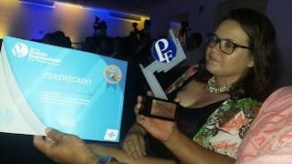 Agente da vigilância sanitária de Sossego ganha a etapa paraibana do concurso nacional do SEBRAE