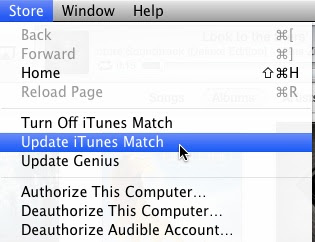 Fixing Incomplete Songs and Skipping Songs on iTunes Match