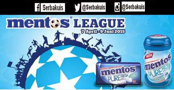 Mentos League 2015