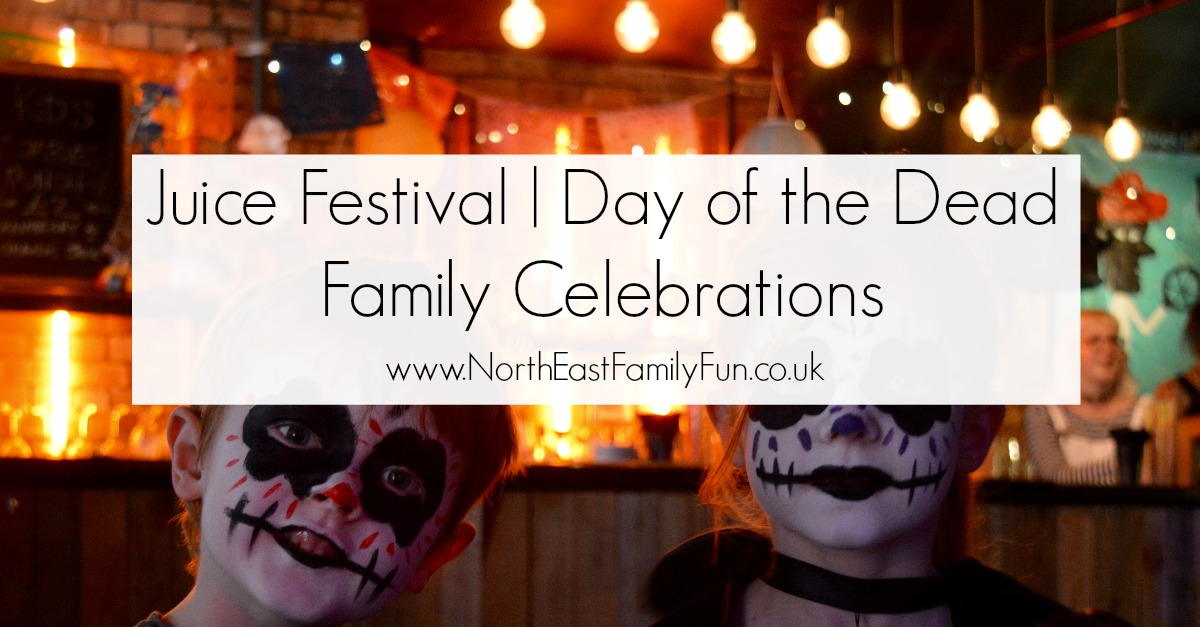 Juice Festival | Day of the Dead Family Celebrations at ¡Vamos! Social, Newcastle