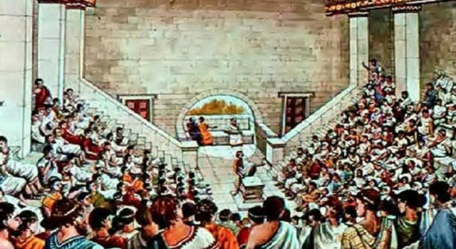 Ancient Greece: What is required by law to becoming an MP in Ancient Athens