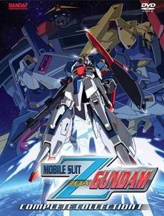 Mobile Suit Zeta Gundam - Siêu Nhân Mobile Suit Zeta Gundam VietSub