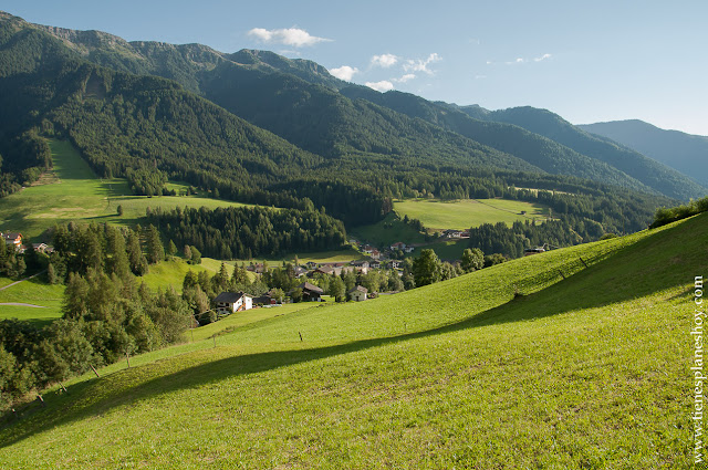 Val di Funes Italia Dolomitas viaje