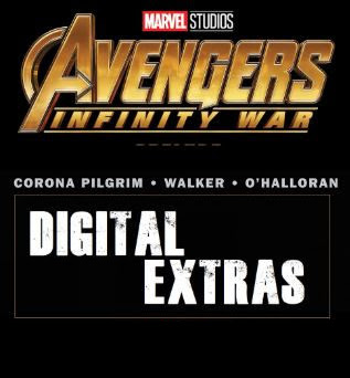Avengers Infinity War 2018 Digital Extras 720p Web-DL (Behind the Scenes + Deleted Scenes)
