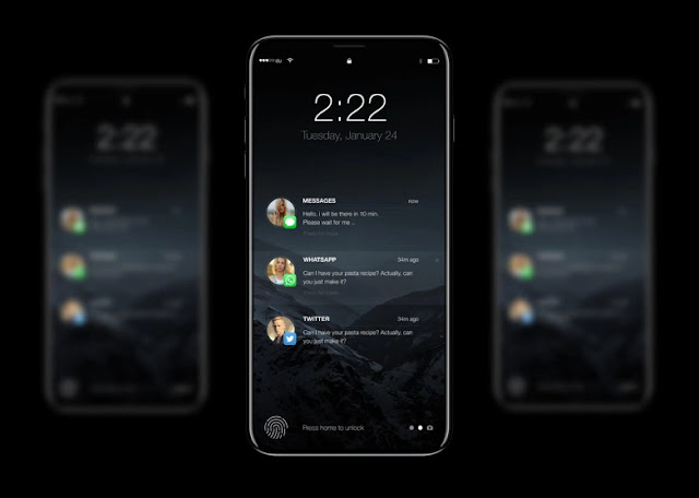 APPLE Iphone 8 with OLED