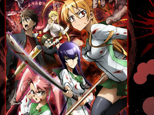 Highschool of the Dead [Castellano/Ingles/ Japones] [12/12] [1080p]