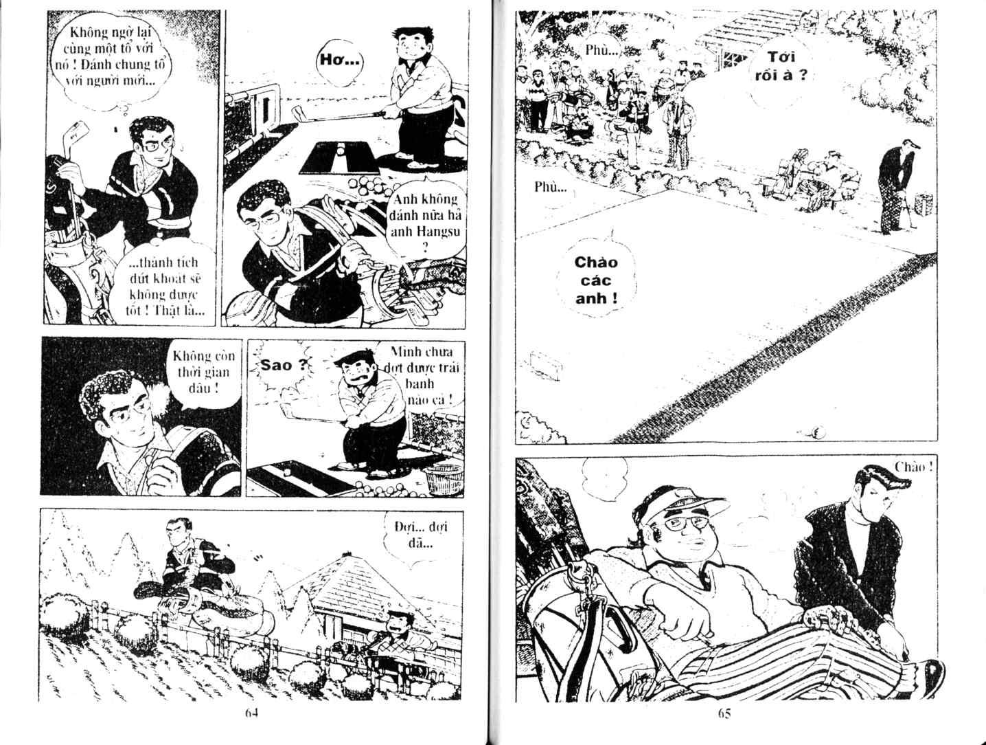 Ashita Tenki ni Naare chapter 11 trang 31