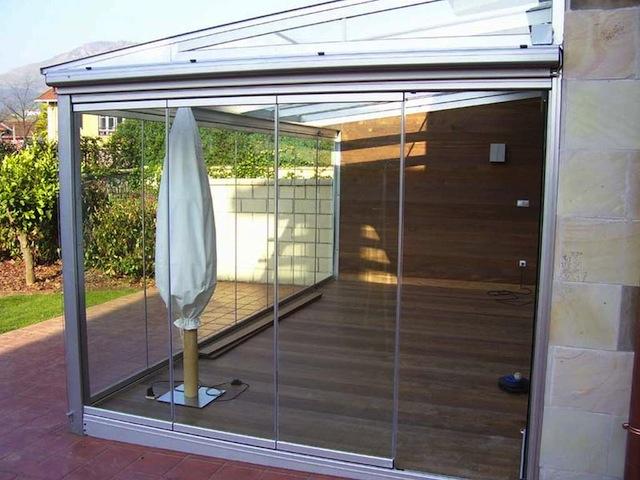 Ventajas de cerrar un porche - Cerramientos Valencia · 663 394 642 ...