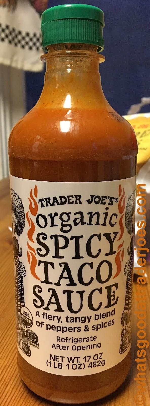What 39 s good at trader joe 39 s for Trader joe s fish sauce