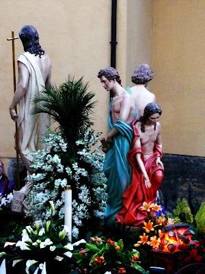 Hombre Nuevo. Cofradía del Santo Sepulcro. León. Foto G. Márquez
