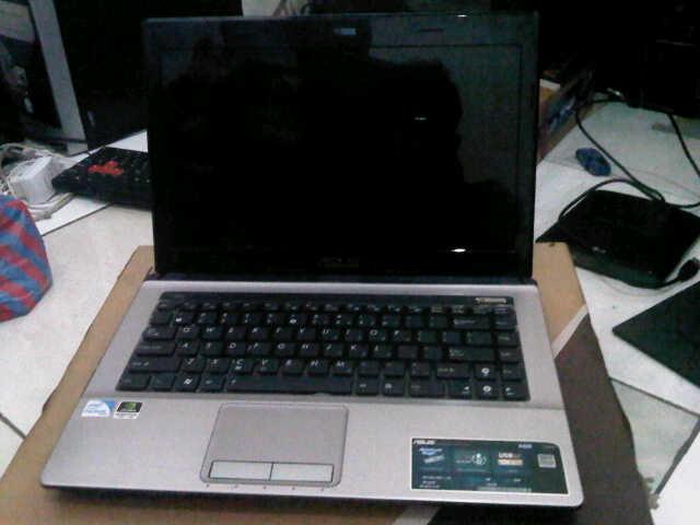 Asus Gaming A43s B950 2gb 320gb Garansi Panjang