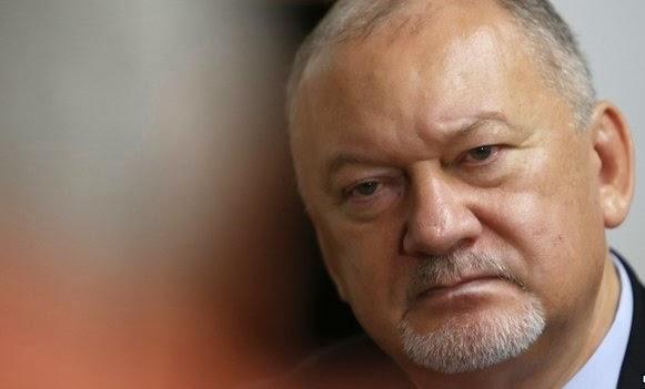Vladimir ANTYUFEYEV - Donetsk rebelde político