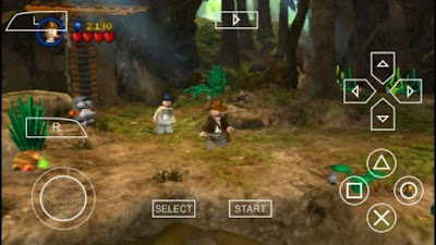 Lego Indiana Jones The Original Adventures ISO PPSSPP for Android