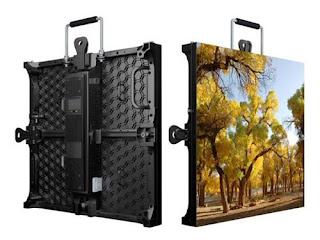 Màn hình led p4 cabinet outdoor sử dụng ngoài trời giá rẻ tại quận 6