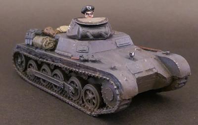 Blitzkrieg Miniatures Panzer 1 Panzer I
