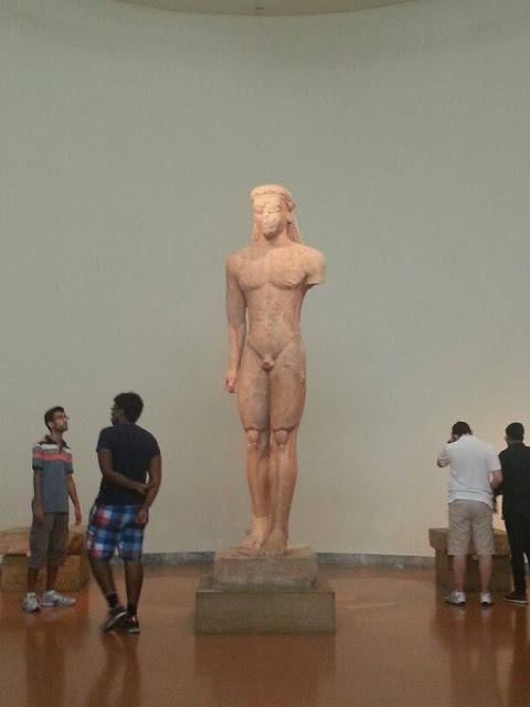 Musei di Atene Grecia