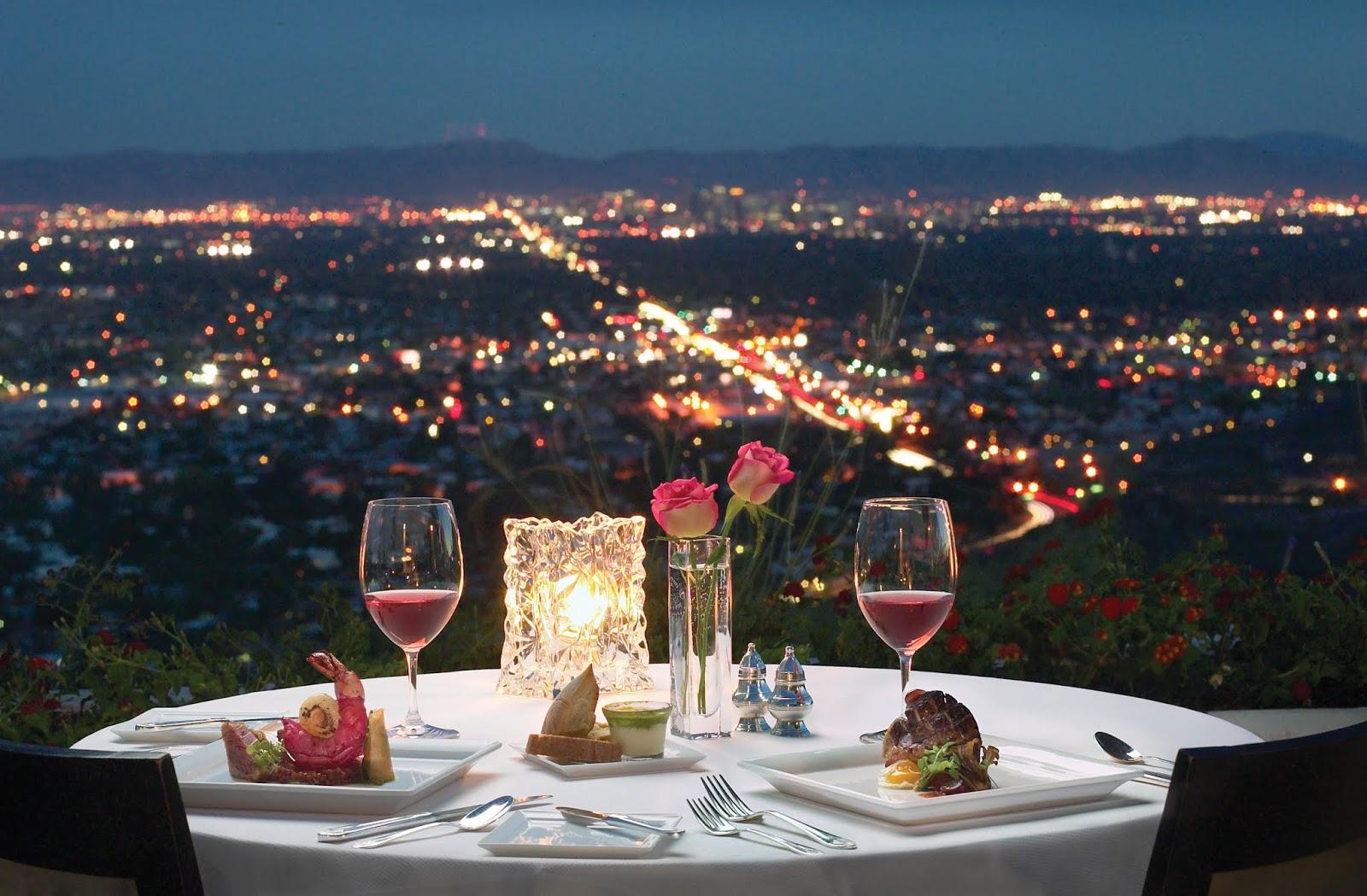 Nhà hàng luxury để tỏ tình cực lãng mạn ở tphcm