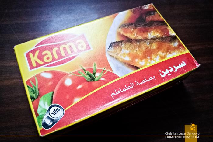 Asilah Food Trip Karma Sardines