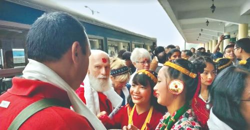 World Tourism Day was organised by Himalayan Homestay Owners Association in Darjeeling