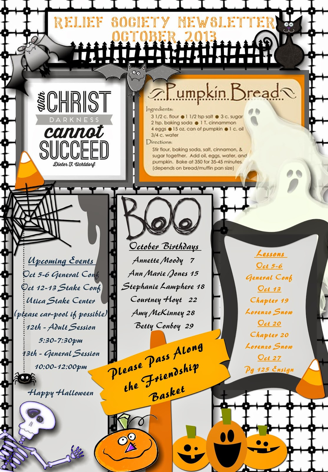 October+2013+RS+Newsletter-001 October Newsletter Template Printable on employee free word, free downloadable preschool, printable downloadable, lds relief society,