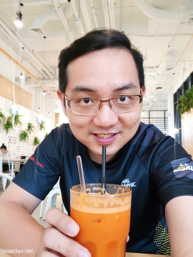 Isaac Tan Blogger