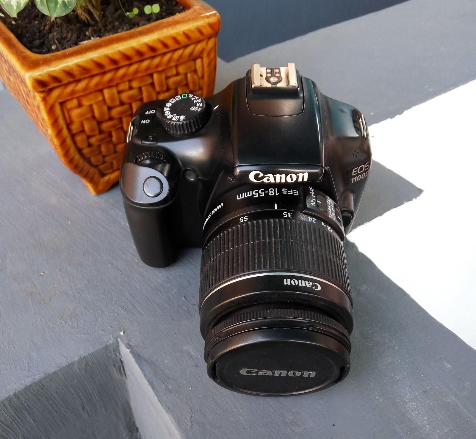 Jual Kamera Canon Eos 1100d Second Di Banyuwangi Banyuwangilaptop