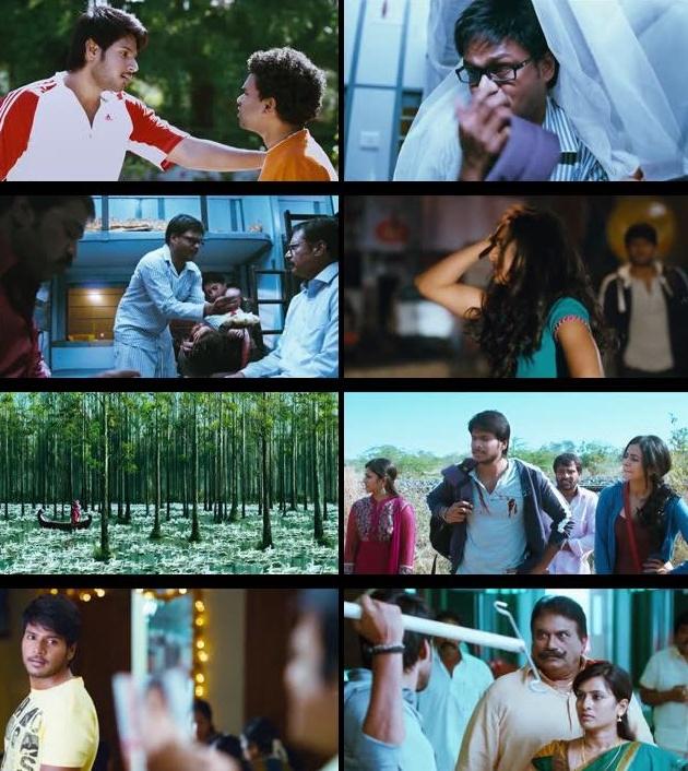 Venkatadri Express 2016 Hindi Dubbed HDRip 720p Download