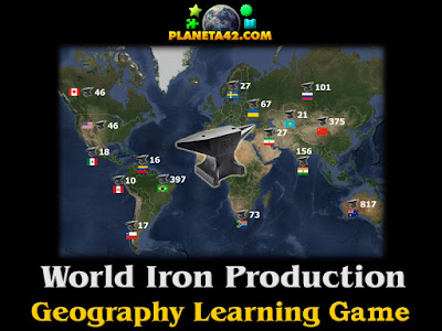 World Iron Production