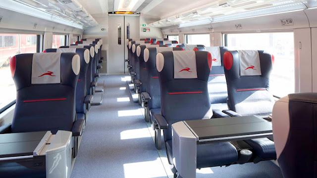 Custo e tempo da viagem de trem de Amsterdã até Berlim