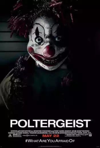 Poltergeist 2015 Dual Audio ORG Hindi 300MB BluRay 480p