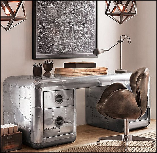 Maries Manor: Industrial Style
