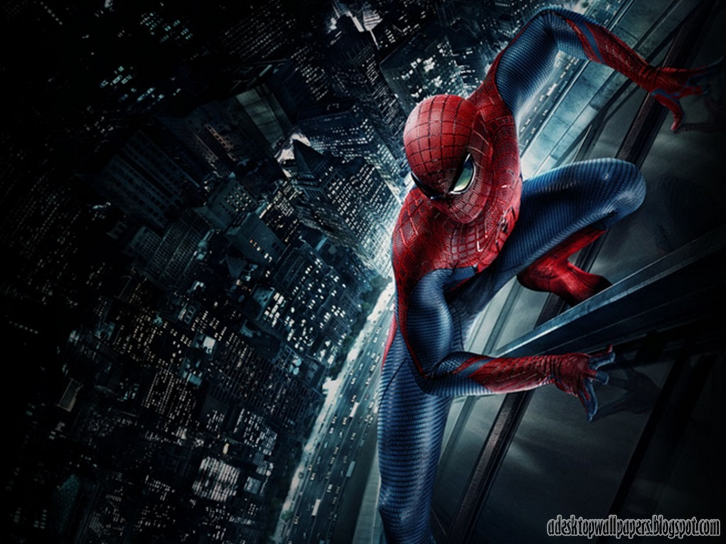 The Amazing Spider-Man Movie Desktop Wallpapers, PC Wallpapers, Free