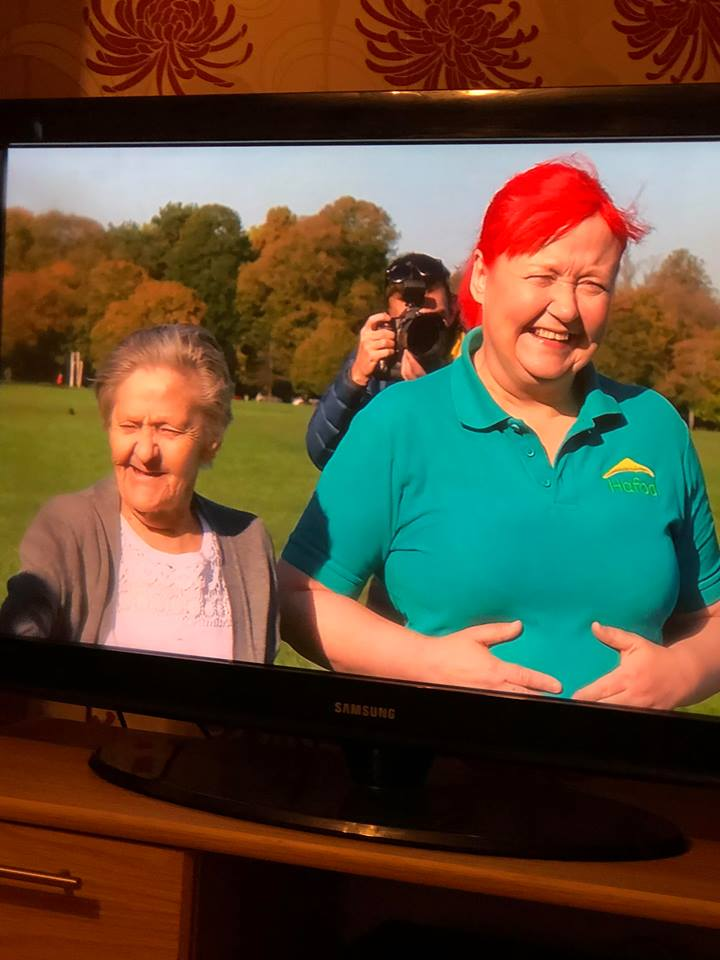 Laughter Yoga In Roath Park