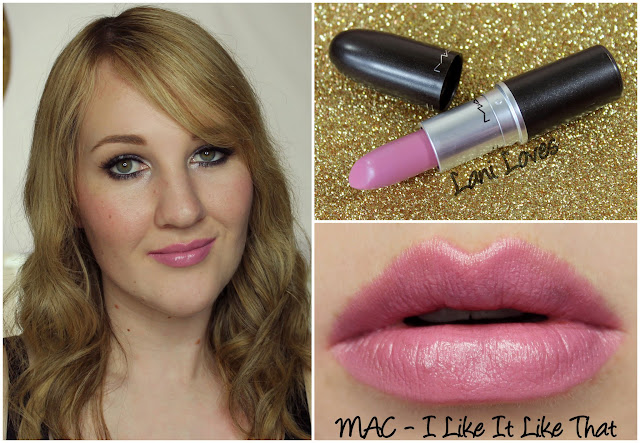 MAC I Like It Like That lipstick swatch