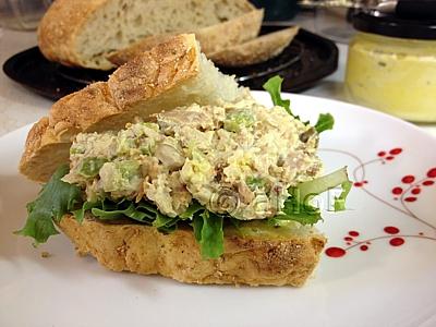 Uniquely Fine Chicken Salad