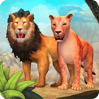 Lion Family Sim Online Apk - Free Download Android Game