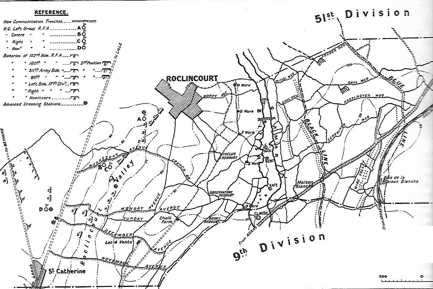 Northumbrian Gunner Arras