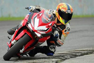 Top Speed Honda CBR250RR 183 Kpj di Sentul