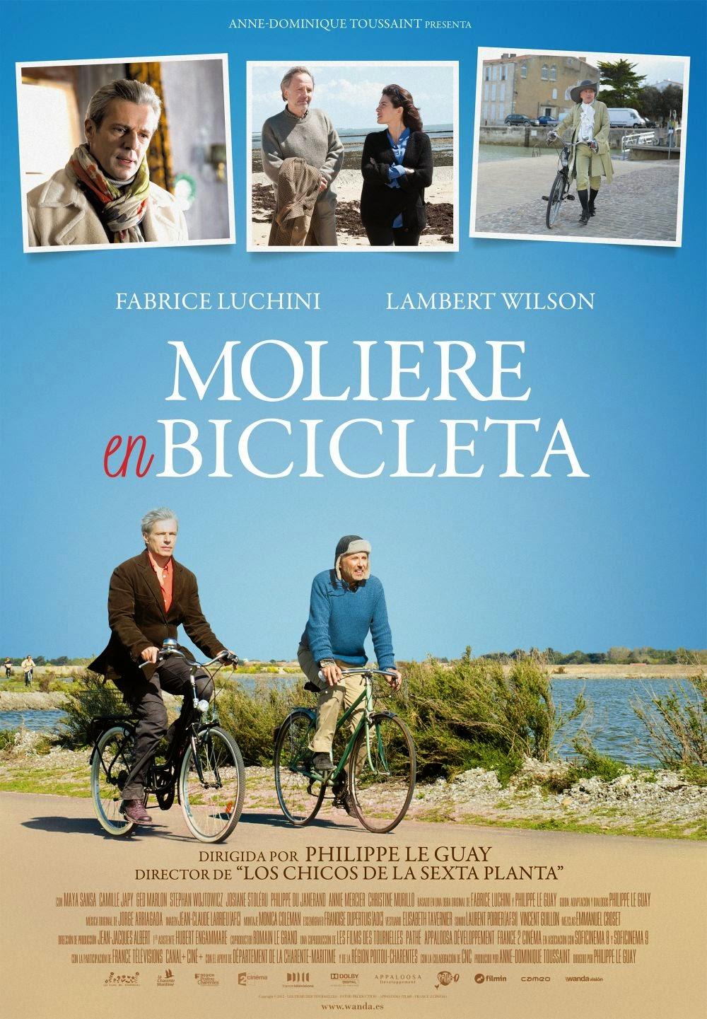 Moliere en bicicleta (2013)