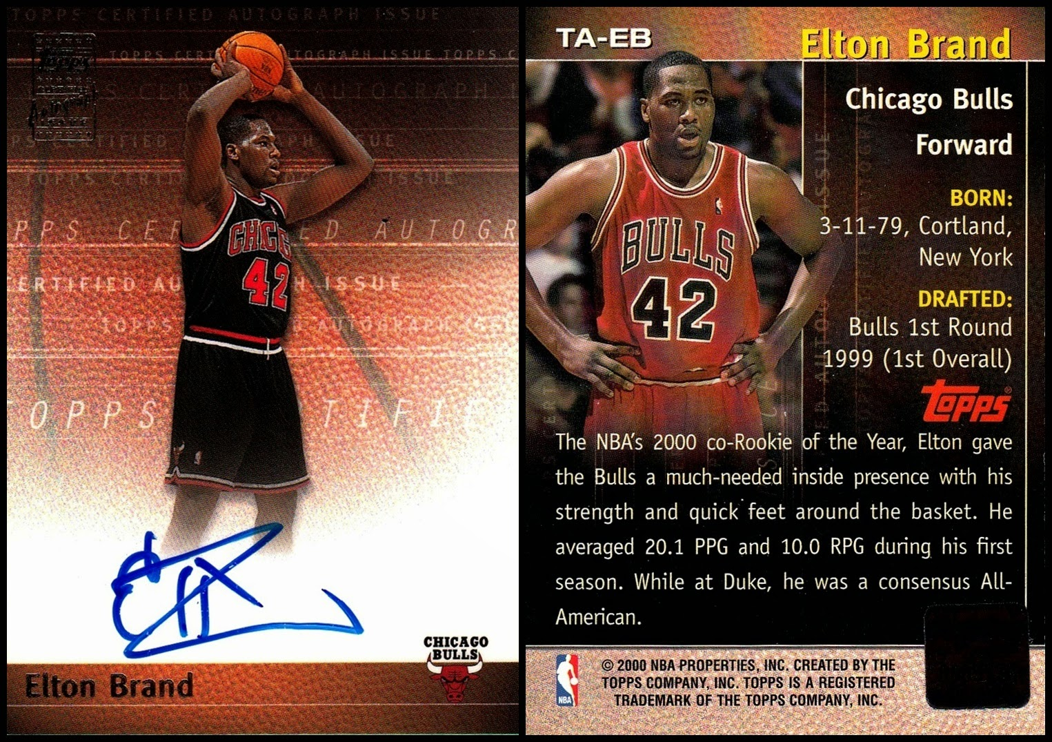 d765979aa An insert from the flagship Topps set from Elton s second year. This is  also the 398th different NBA card of Elton in my collection.